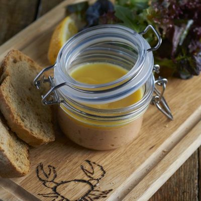 Starter Potted Crab